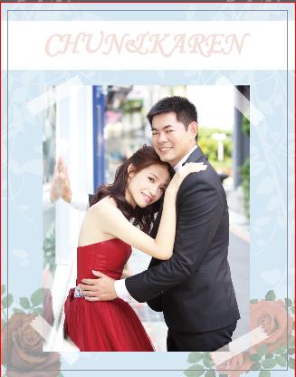 謝卡分享_Chun&Karen