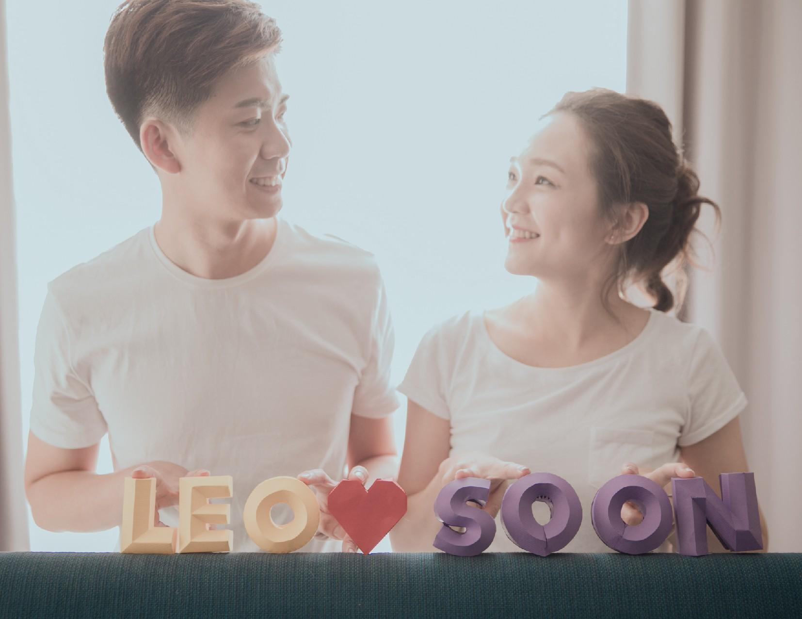 謝卡分享_Leo&Soon