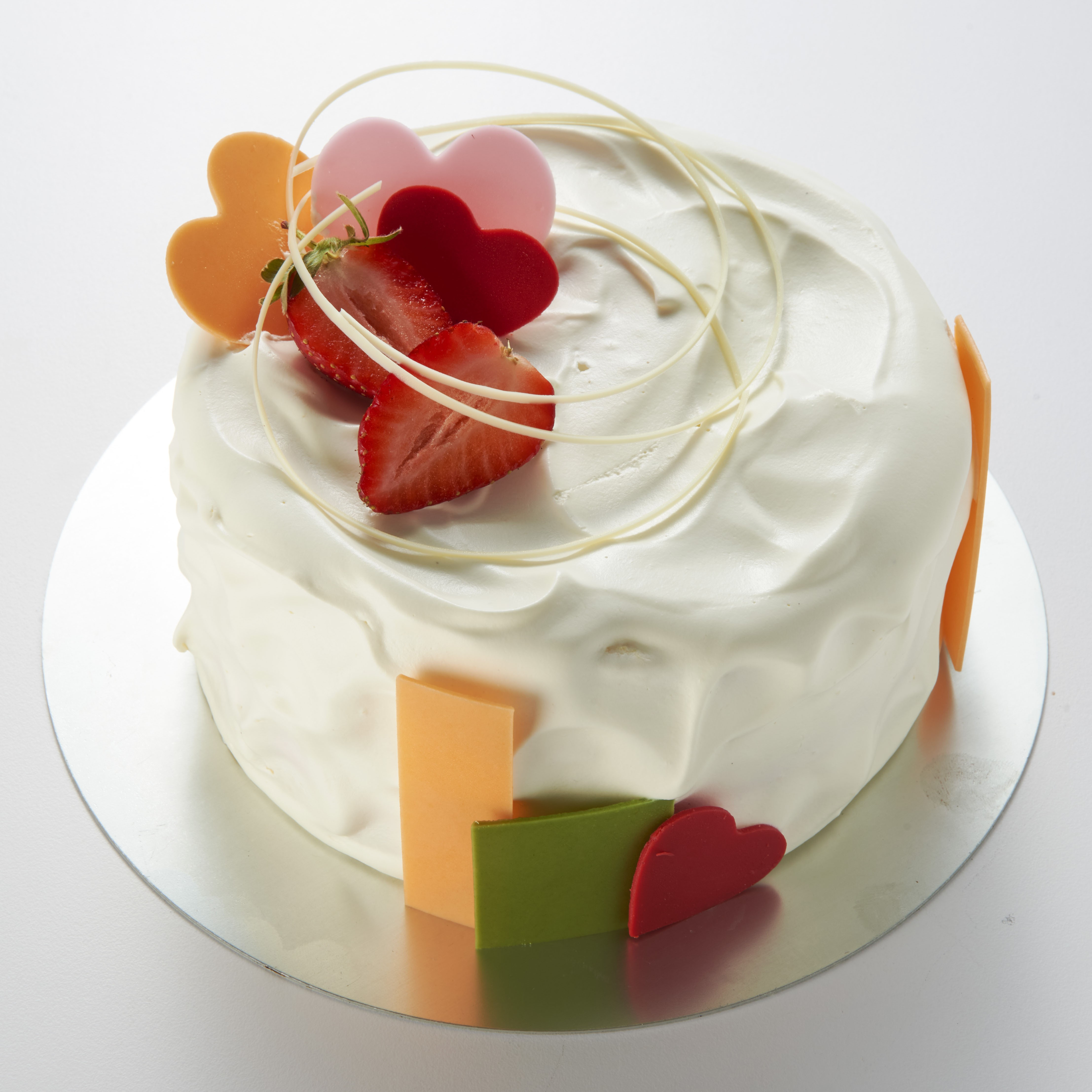 TDH貓茶町-莓天想你生日蛋糕(限門市自取)