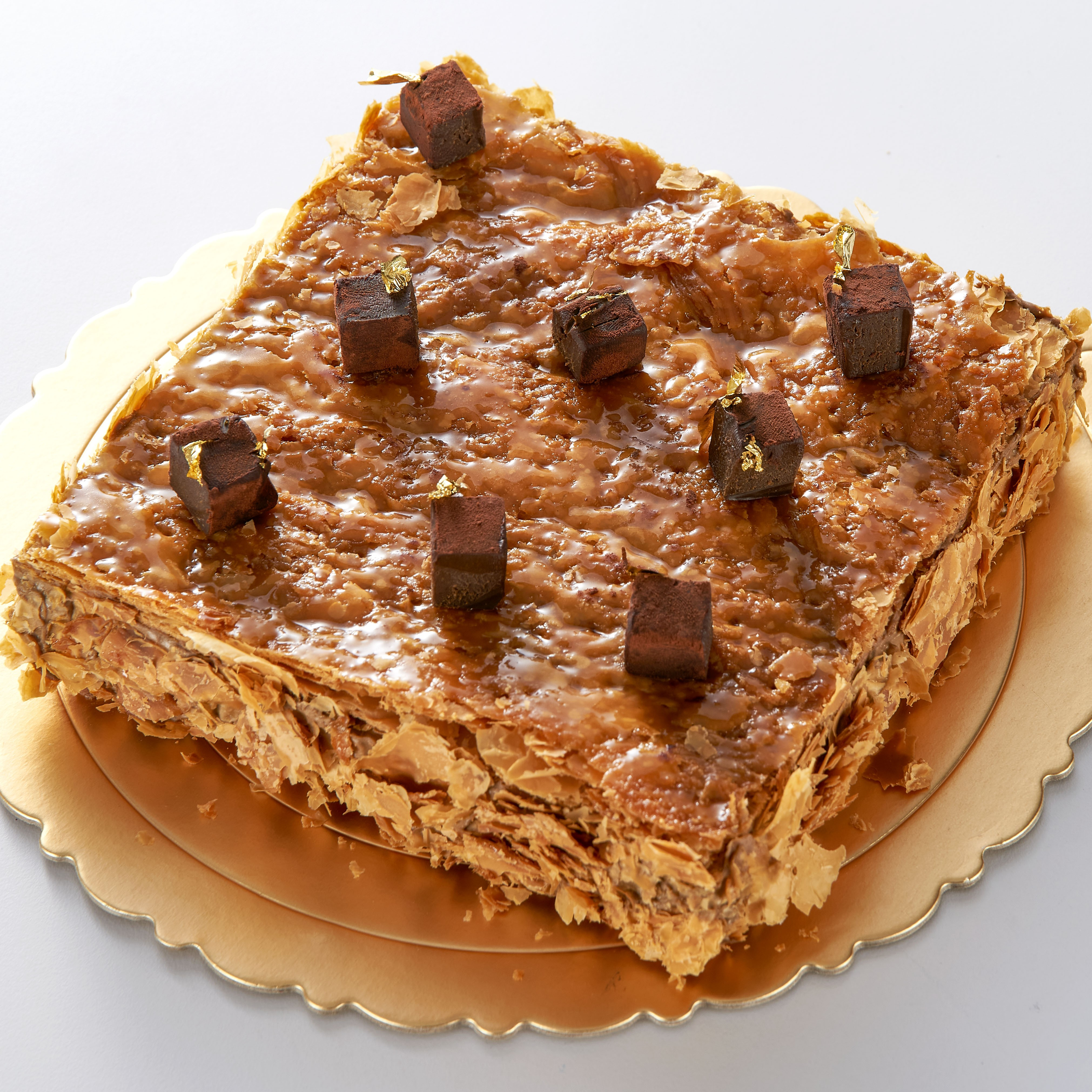 TDH貓茶町-鐵觀音之吻生日蛋糕 8吋(限門市取貨)