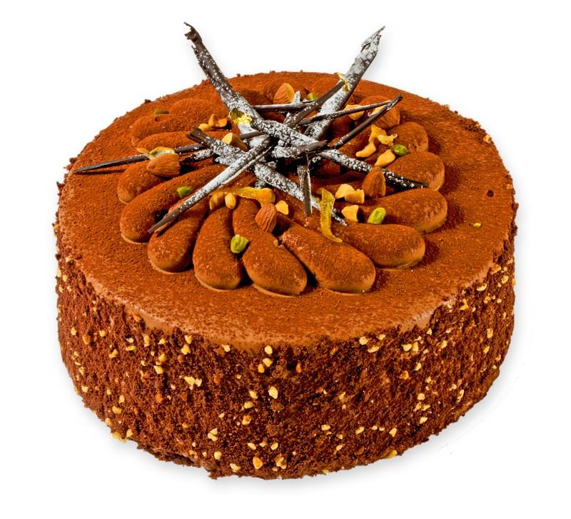 夏威夷黑森林生日蛋糕