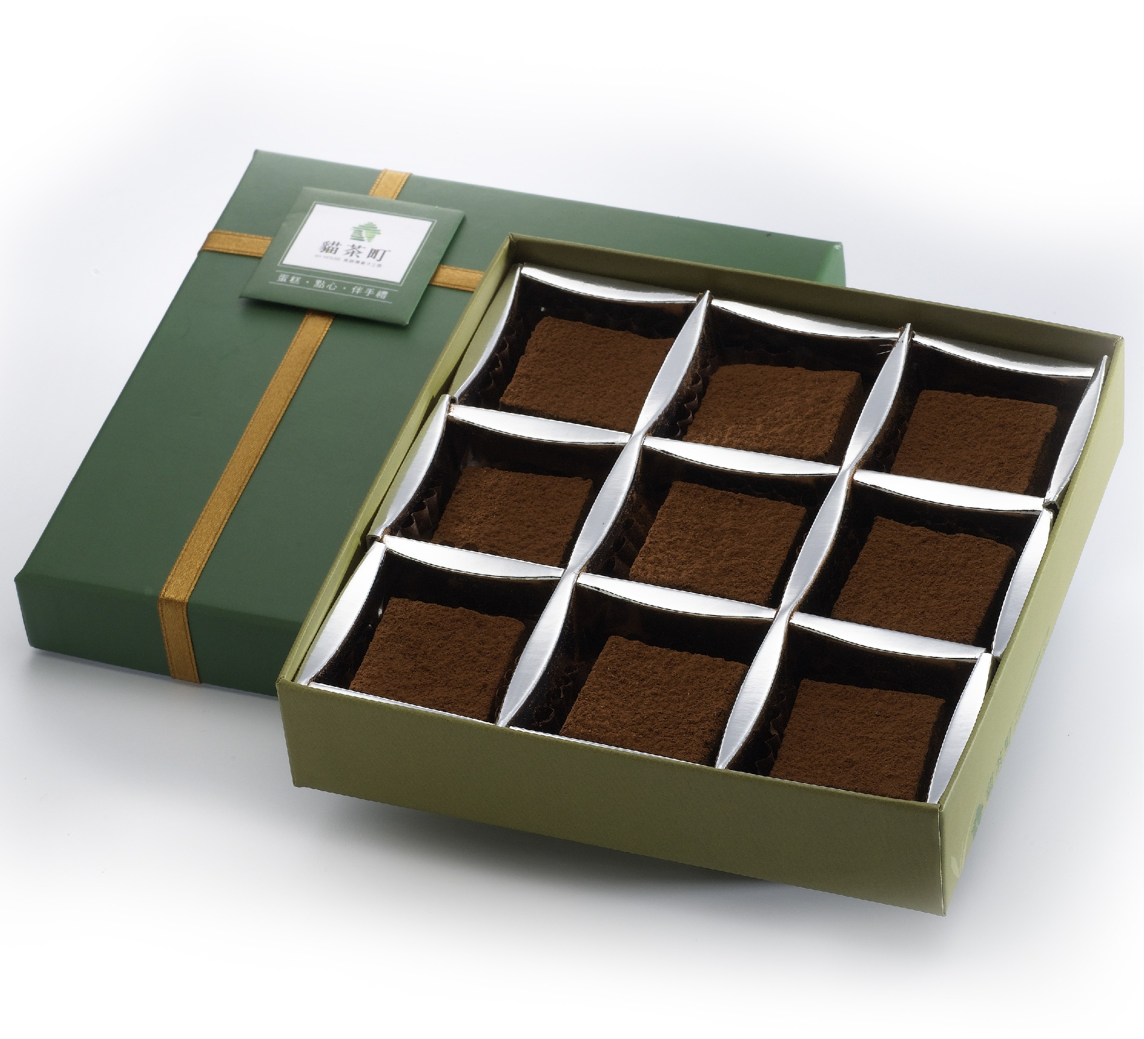 鐵觀音生巧克力禮盒