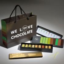 臺灣茶9味生巧克力禮盒
