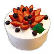 TDH貓茶町-草莓生乳蛋糕(限門市自取)