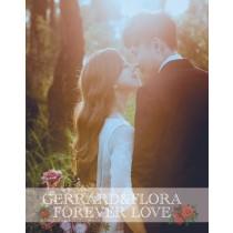 謝卡分享_Gerrard&Flora
