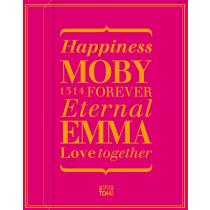 MOBY_EMMA(桃紅)喜餅禮盒