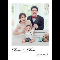 謝卡分享_CHOW&CHOU