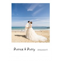 謝卡分享_Patrick&Patty