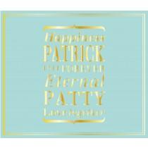 PATRICK&PATTY喜餅小盒