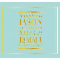 JASON_JEMMA喜餅小盒