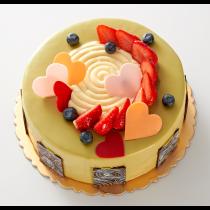 TDH貓茶町-歐荔覆生日蛋糕(限門市自取)