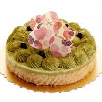 TDH貓茶町-包種提拉米蘇生日蛋糕 8吋(限門市自取)