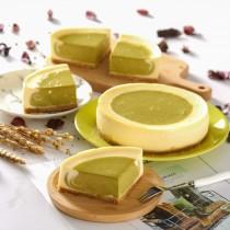 TDH貓茶町-包種茶優格乳酪