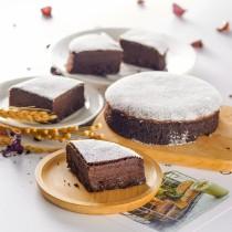 TDH貓茶町-貝可拉巧克力蛋糕